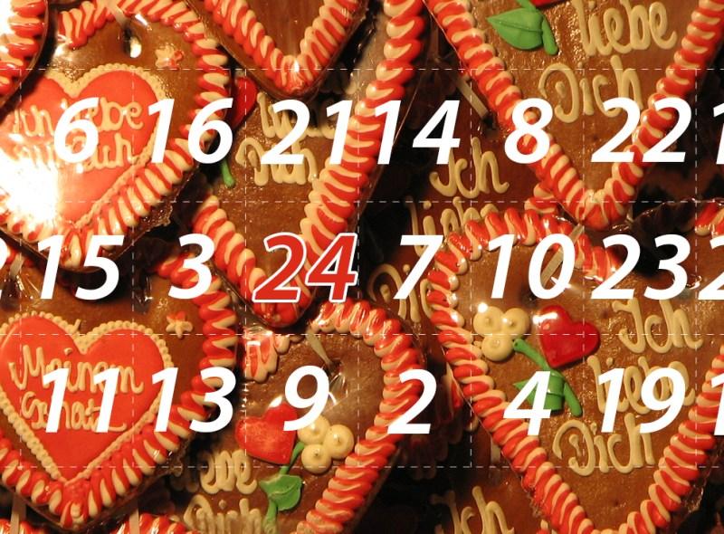 Adventskalender 24. Dezember 2014: Zwischen Lebkuchen und Weihnachtsgans passt immer noch ein Film rein.