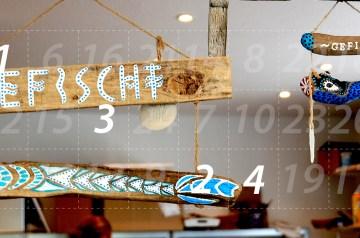 Adventskalender 4. Dezember 2014: Strandgut als Geschenk