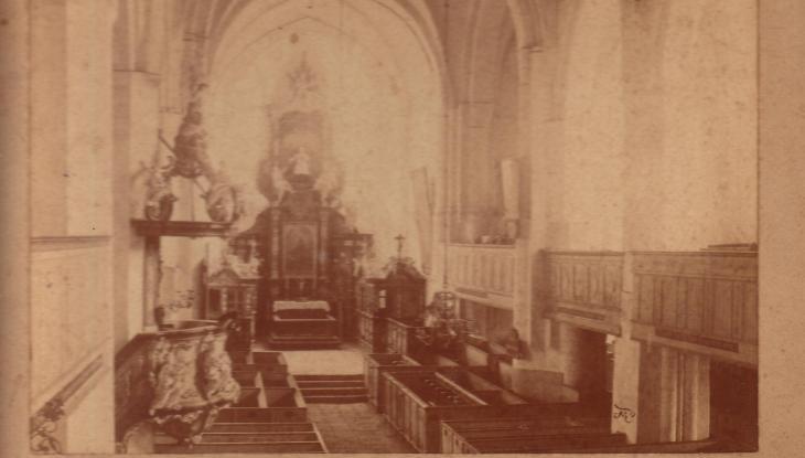 Carl Ludwig Droysen ( 1756 – 1831) ein evangelischer Geistlicher in Bergen