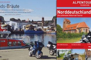 Die schönsten Motorrad-Touren: mit dem Mopped über Rügen