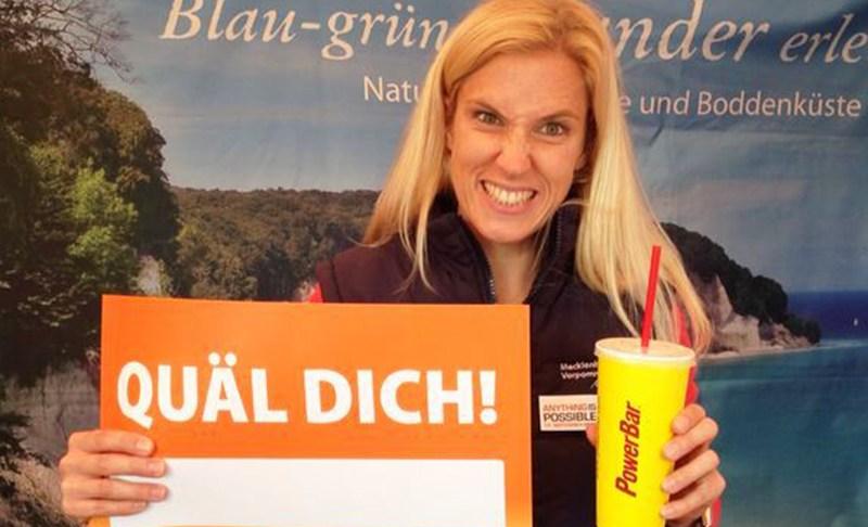 Staffelstart beim Strandräuber IRONMAN 70.3 Rügen – Laktat und Endorphine