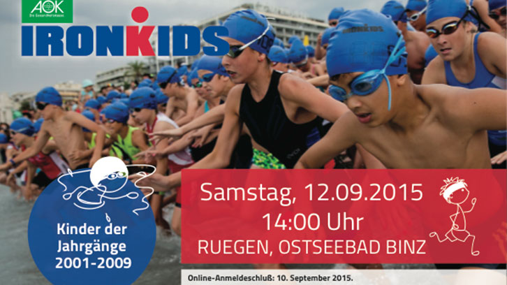 IRONKIDS am 12.09.2015