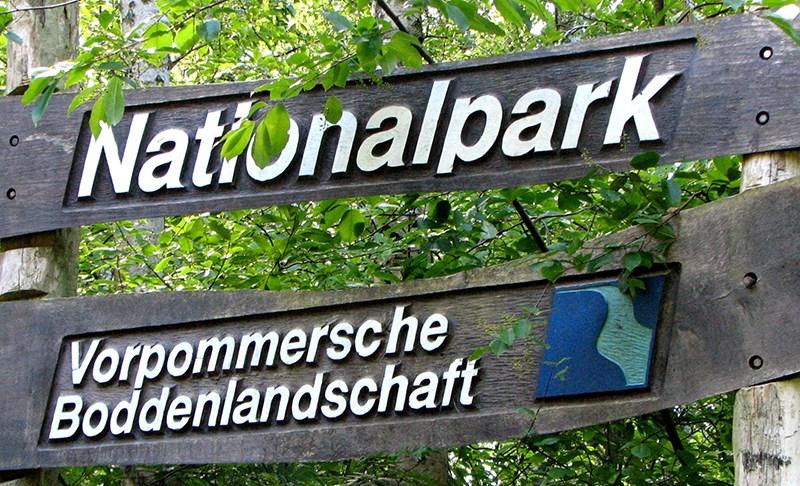 """Nationalpark Vorpommersche Boddenlandschaft: 25 Jahre """"Tafelsilber der deutschen Vereinigung"""""""