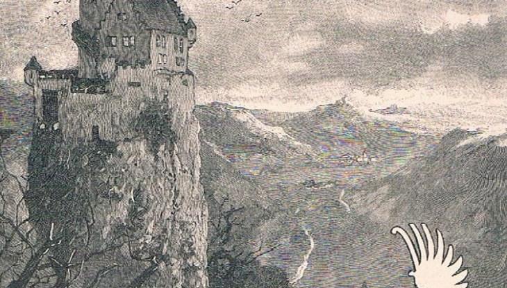 Schwäbische Romantik des 19. Jahrhunderts auf der Insel Rügen: Schlösschen Lietzow