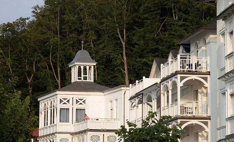 Weiße Villen, mondäne Badeorte: Die Bäderarchitektur auf der Insel Rügen