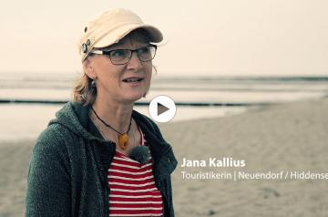 52 Gesichter der Insel Rügen. Jana Kallius #37of52