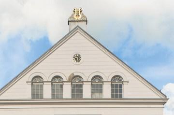 """Das Theater Putbus. . . """"… ein Schauspielhaus zwischen Himmel und Meer."""""""