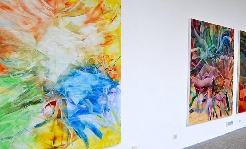 Grafik & Malerei in der Orangerie Putbus