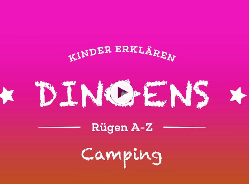 """""""Dingens – Rügen von A bis Z"""":  C wie Camping"""