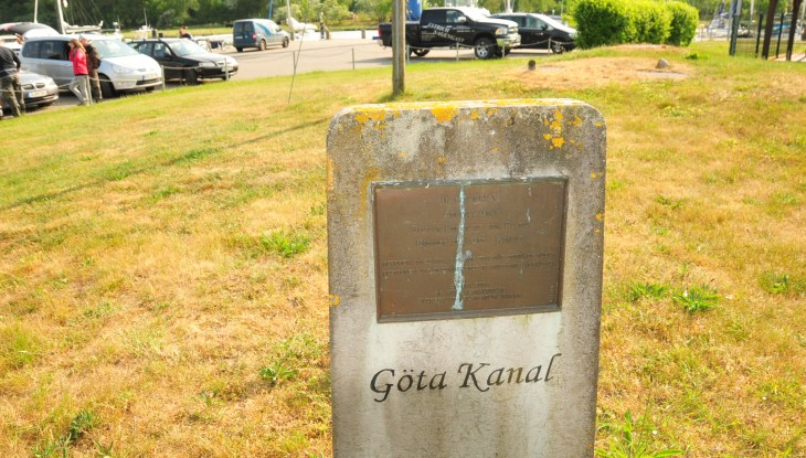 "Der ""Vater des Göta-Kanals"""