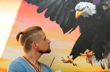 Thure im Interview mit Bastian Semm / Klaus Störtebeker