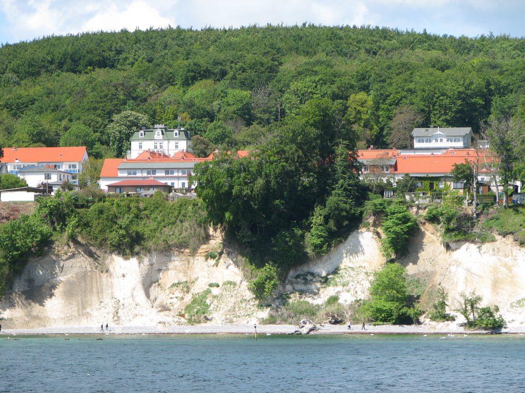 hv Sassnitz, Stadt an den Kreidefelsen