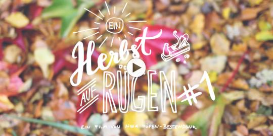 Ein Herbst auf Rügen. #2 Handwerk