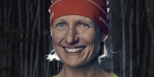 Sportfreunde Rügen: Läuferin Uta