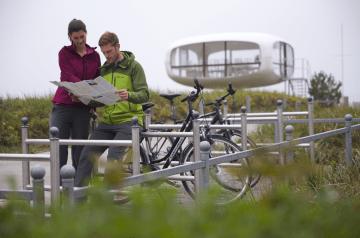 Radfahren auf Rügen