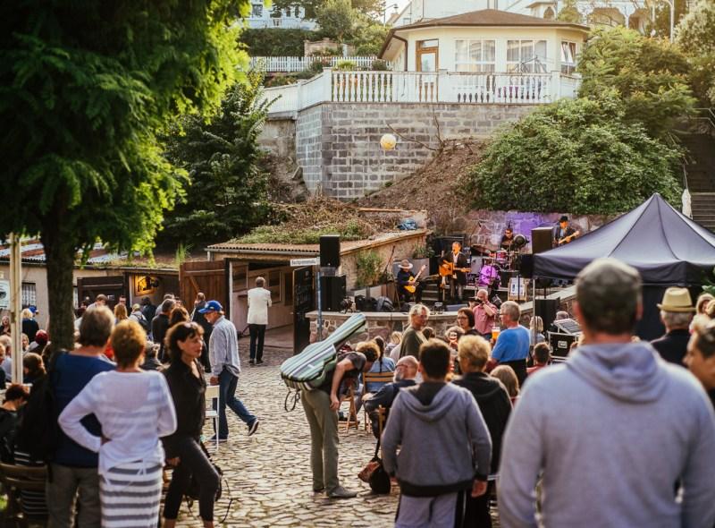 Zum Vollmondfest 2018 nach Sassnitz