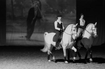 Pferdetheater Zirkow – eine Hommage an die goldenen Zwanziger
