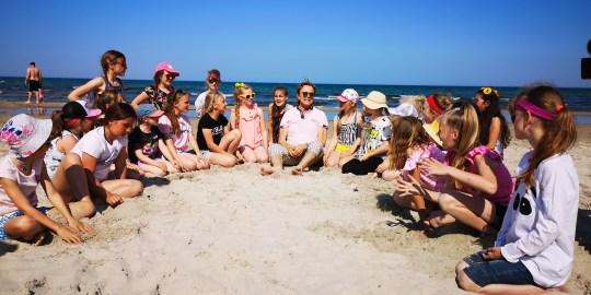 Dreharbeiten Sommer wars Küstengirlies