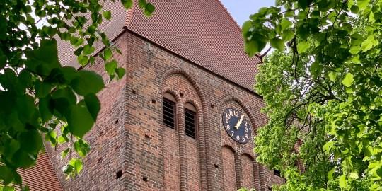 Kirche Sagard