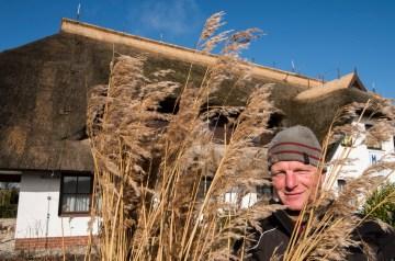 Rohrdächer auf Rügen: Das Handwerk von Stefan Rolinski