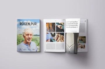 Rügen Pur 2020: 100 Seiten Inselglück