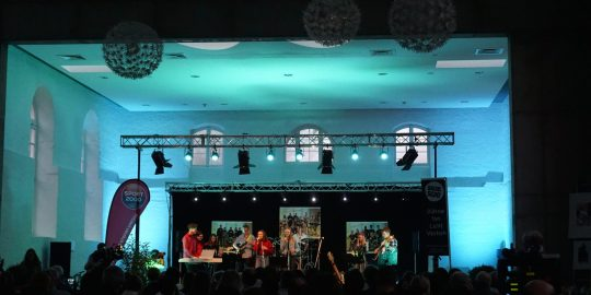 Rügener Bandcontest: Im Marstall wirds laut und rockig