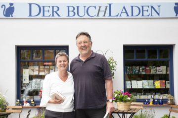 Meine Inselbuchhandlung – Zwischen Bodden und Brandung: Petra Dittrich mit Rainer Moritz