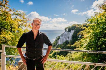 Auf nach Rügen: Peter Lehmann und der Wald