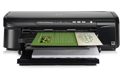 HP's new Officejet 7000 Wide Format Printer