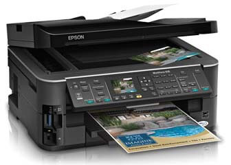 Epson Work Force 630