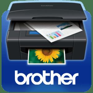 Brother iPrint&Scan Logo