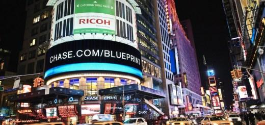 Ricoh Billboard Times Square