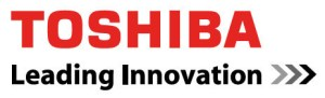 Toshiba Leading Logo