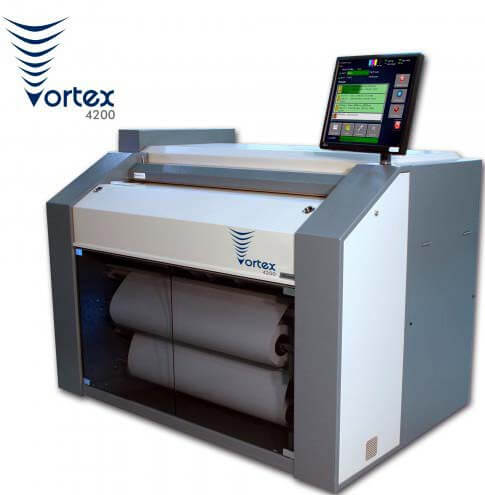 Vortex 4200 Printer powered by Memjet