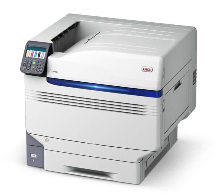 OKI C942 Color Printer