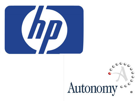 HP Autonomy Logo