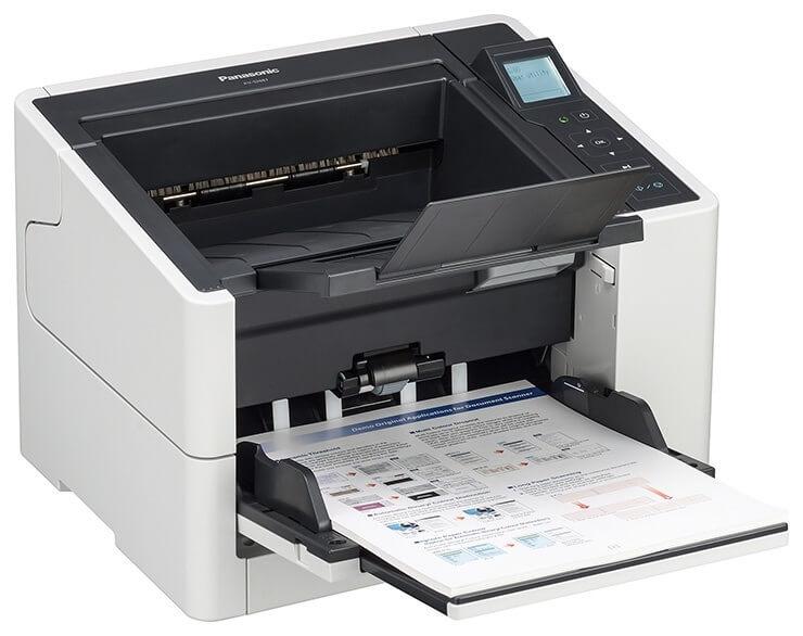 Panasonic KV-S2087 Scanner