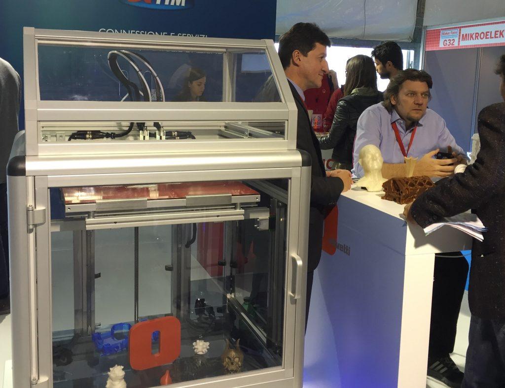 Olivetti 3D-S2 3D printer