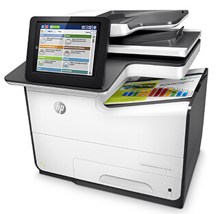 pagewide 5860N printer