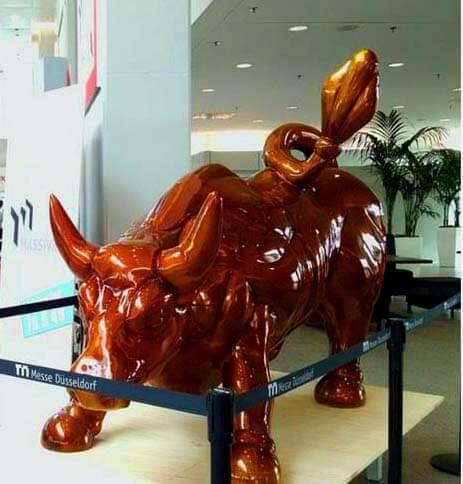3d printed bull