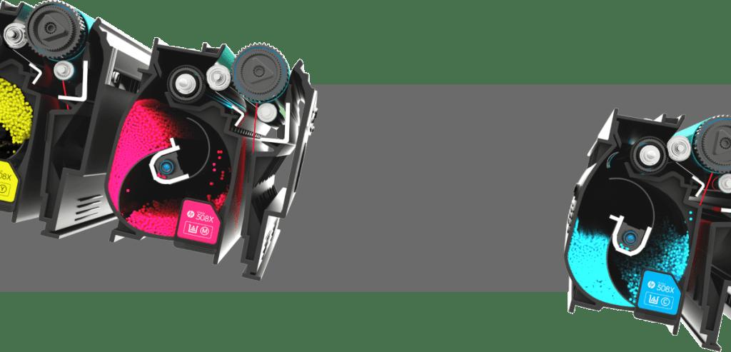 HP JetIntelligence Toner Cartridges