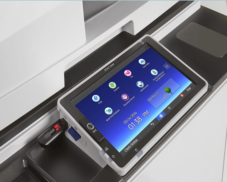 Ricoh USA Launches New Copier/MFPs, Printers with Smart Operation
