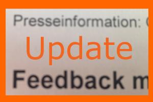 """Pressemitteilung """"Erfolg"""" - ein Update"""