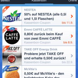 Screenshot Coupies