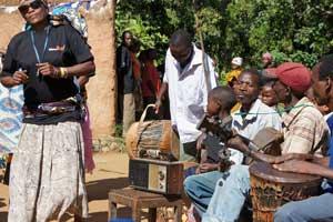 Abschiedsfeier in Yamba