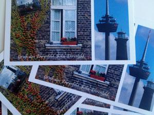 "Postkarte ""Gruß aus Ehrenfeld"""