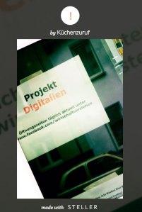 Projekt Digitalien: ThingLink von Medienfrauen NRW