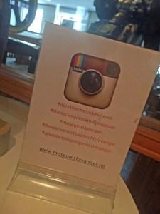 Hashtag-Vorschläge im Sardinenkonservenmuseum in Stavanger
