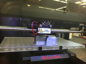 3D-Druck in der Stadtbibliothek