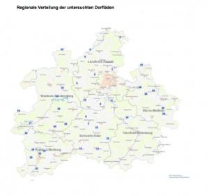 Screenshot IHK Kassel-Marburg: Dorfläden in Nordhessen